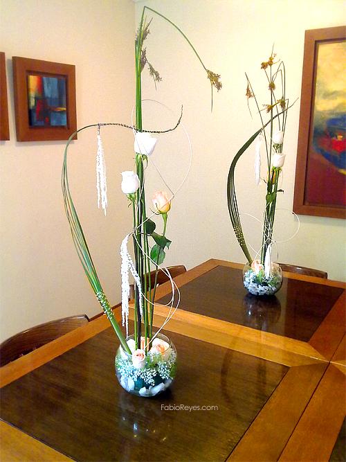 Gran Centro Decorativo Pastel Mixto Centros De Mesa Minimalistas 1